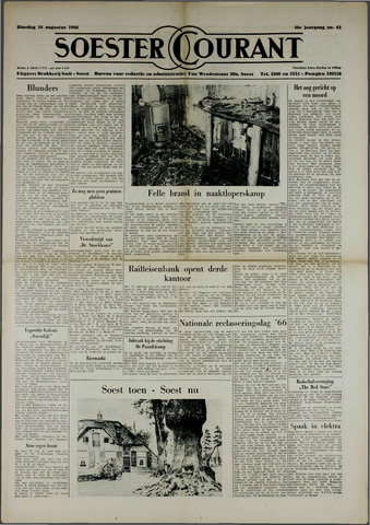 Soester Courant 1966-08-16