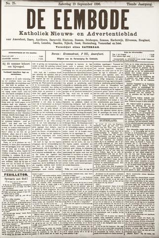 De Eembode 1896-09-19