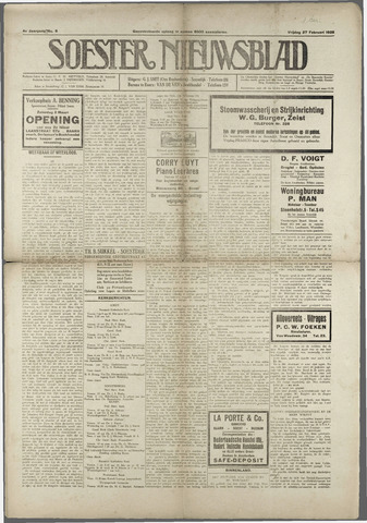Soester Courant 1925-02-27