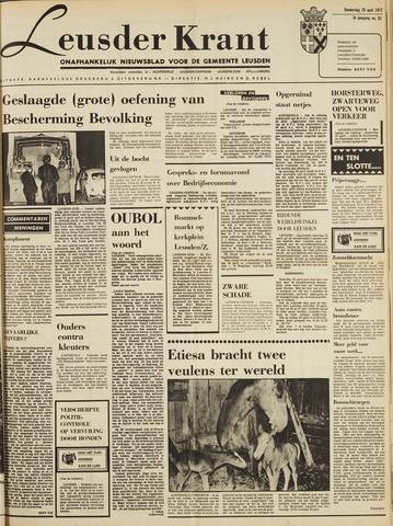 Leusder Krant 1972-04-20