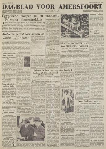 Dagblad voor Amersfoort 1948-05-14