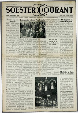 Soester Courant 1962-11-27