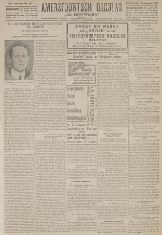 Amersfoortsch Dagblad / De Eemlander 1927-12-01