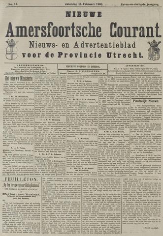 Nieuwe Amersfoortsche Courant 1908-02-15
