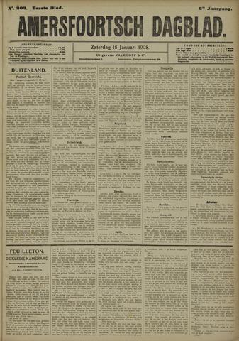 Amersfoortsch Dagblad 1908-01-18