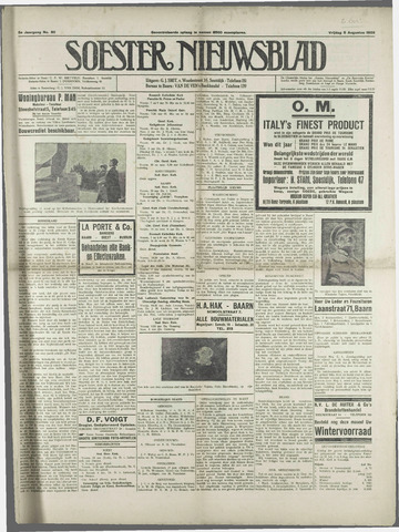 Soester Courant 1926-08-05