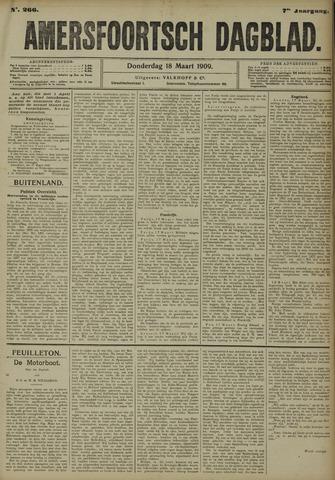 Amersfoortsch Dagblad 1909-03-18