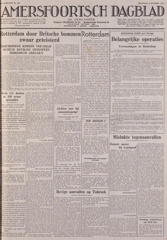 Amersfoortsch Dagblad / De Eemlander 1941-10-06