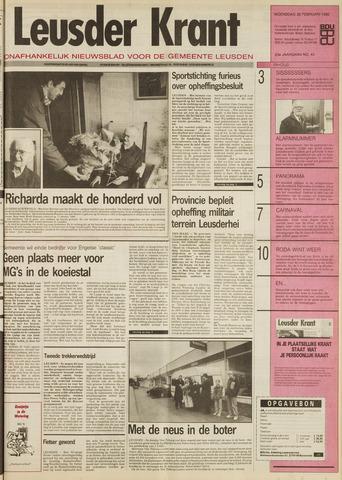 Leusder Krant 1992-02-26