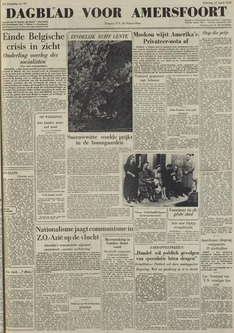 Dagblad voor Amersfoort 1950-04-22