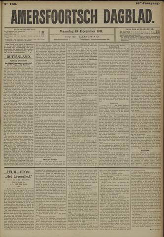 Amersfoortsch Dagblad 1911-12-18