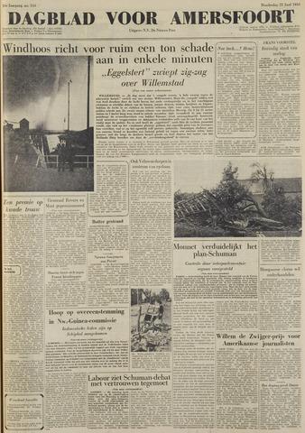 Dagblad voor Amersfoort 1950-06-22