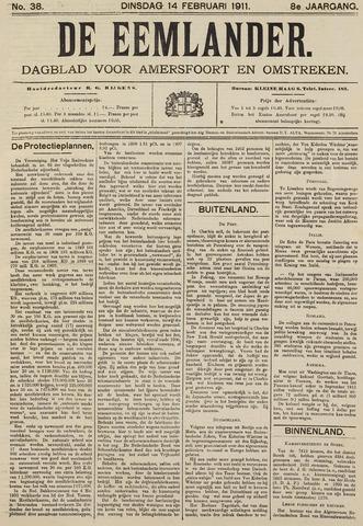 De Eemlander 1911-02-14