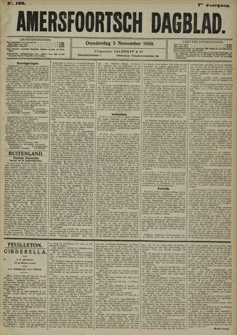 Amersfoortsch Dagblad 1908-11-05