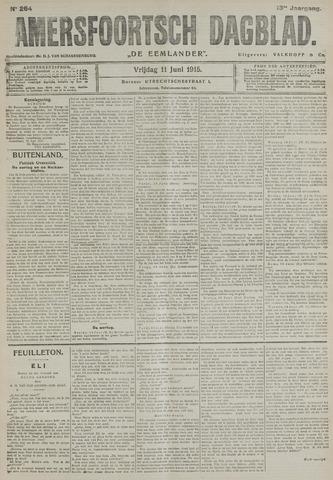Amersfoortsch Dagblad / De Eemlander 1915-06-11