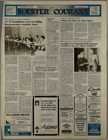 Soester Courant 1989-07-05