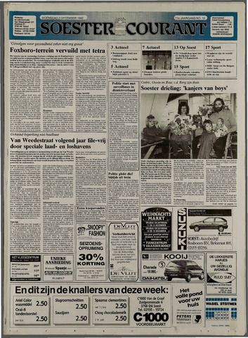 Soester Courant 1992-12-02