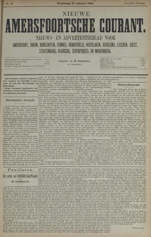 Nieuwe Amersfoortsche Courant 1884-01-30