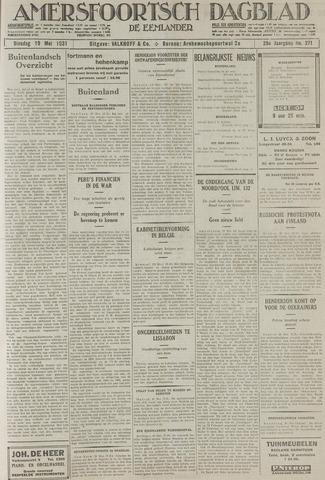 Amersfoortsch Dagblad / De Eemlander 1931-05-20