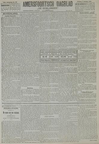 Amersfoortsch Dagblad / De Eemlander 1921-10-07