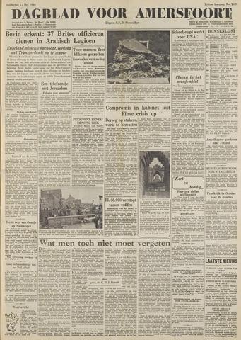 Dagblad voor Amersfoort 1948-05-27
