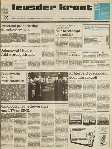Leusder Krant 1988-12-13
