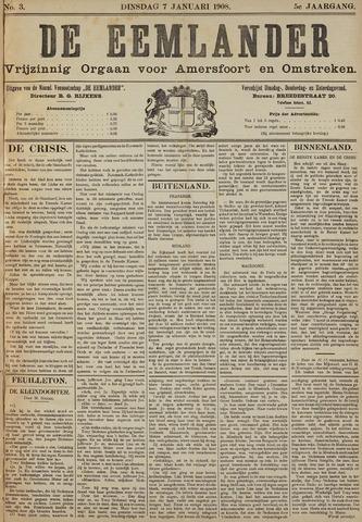De Eemlander 1908-01-07