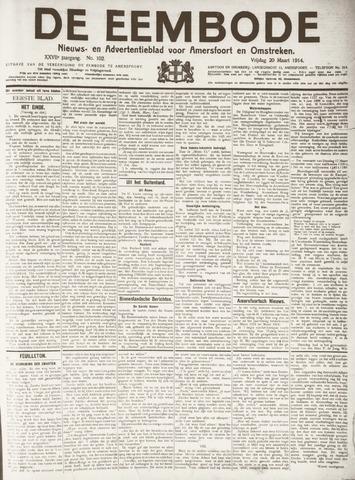De Eembode 1914-03-20