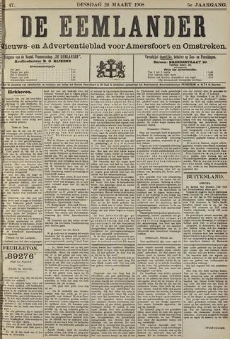 De Eemlander 1908-03-26