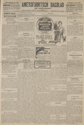 Amersfoortsch Dagblad / De Eemlander 1927-06-25