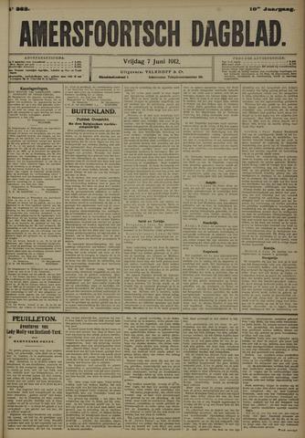 Amersfoortsch Dagblad 1912-06-07