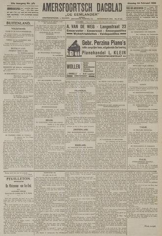 Amersfoortsch Dagblad / De Eemlander 1925-02-24