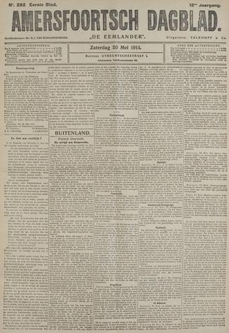 Amersfoortsch Dagblad / De Eemlander 1914-05-30