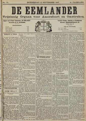 De Eemlander 1907-09-12