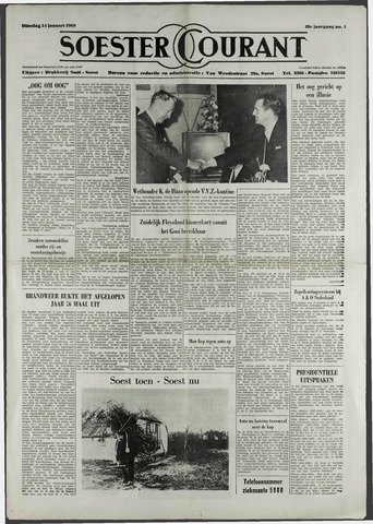 Soester Courant 1969-01-14