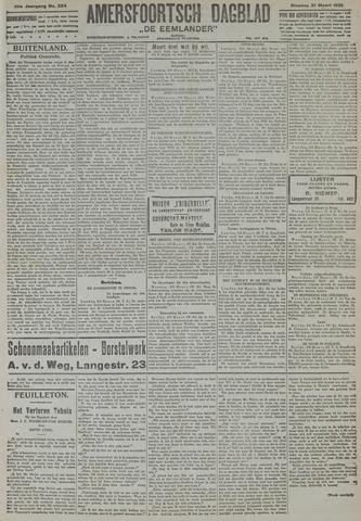 Amersfoortsch Dagblad / De Eemlander 1922-03-21