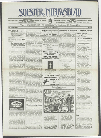 Soester Courant 1938-06-17