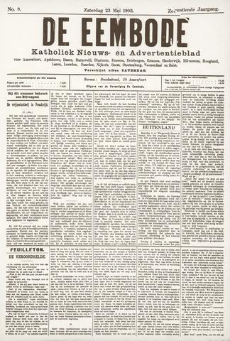 De Eembode 1903-05-23