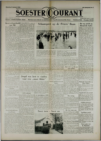 Soester Courant 1966-01-11