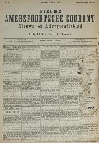 Nieuwe Amersfoortsche Courant 1892-01-20