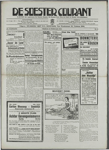 Soester Courant 1939-02-23