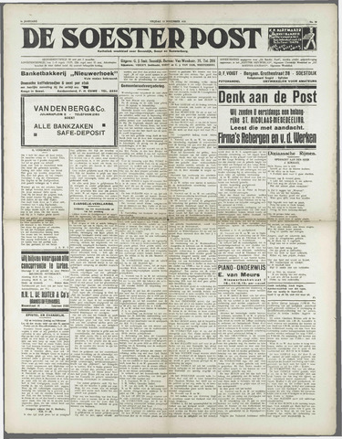 Soester Courant 1931-11-13
