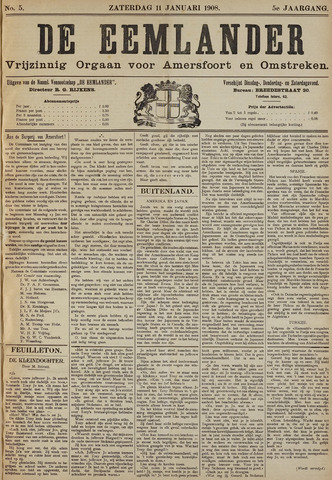 De Eemlander 1908-01-11