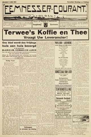 Eemnesser Courant 1924-06-06