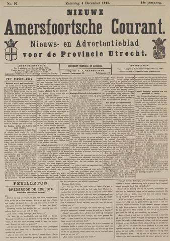 Nieuwe Amersfoortsche Courant 1915-12-04