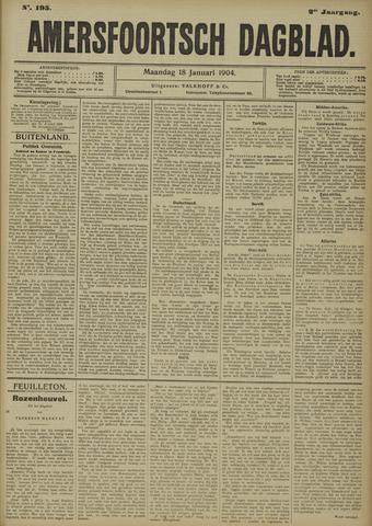 Amersfoortsch Dagblad 1904-01-18