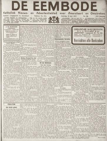 De Eembode 1917-06-30