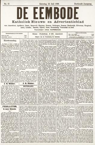 De Eembode 1899-07-22