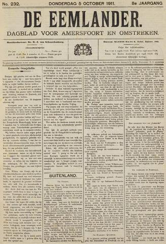 De Eemlander 1911-10-05
