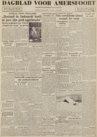 Dagblad voor Amersfoort 1947-02-01